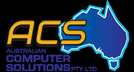Australian Computer Solutions Logo